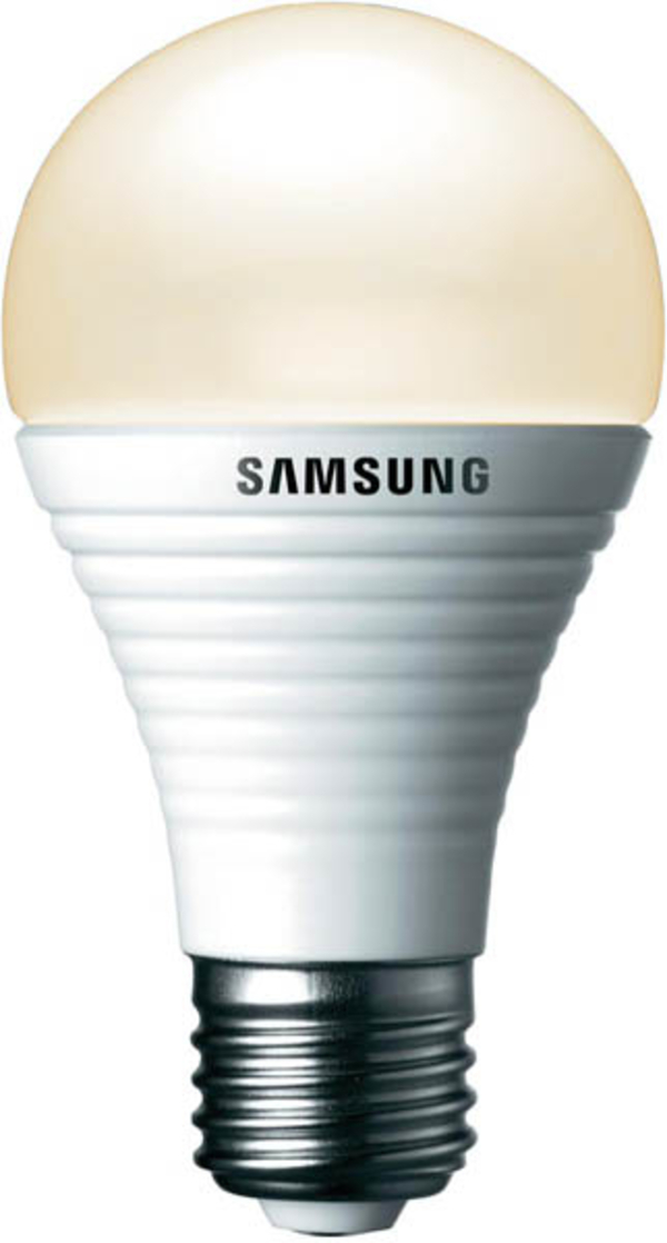 LED Classic A60 / E27 / 6,5 Watt / warmweiß / 490lm Samsung