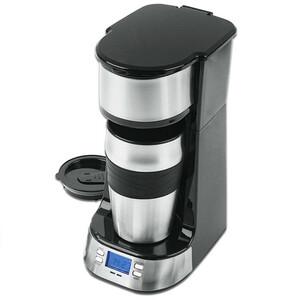 Kaffeemaschine To Go mit Trinkbecher