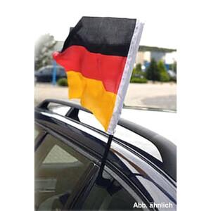 Deutschland Flagge 45x38cm