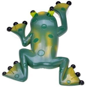Fenster-Thermometer Frosch