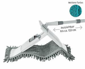 optiWisch Mikrofaser Bodenreinigungsset Chenille, 3-teilig
