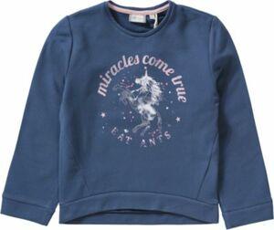 Sweatshirt Einhorn Gr. 110 Mädchen Kinder
