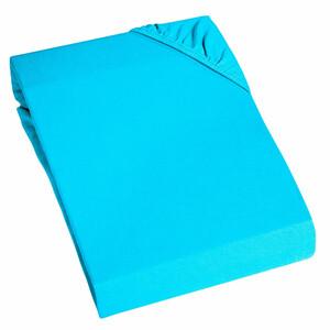 Home Ideas Living Spannbetttuch blau
