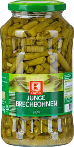K-CLASSIC  Junge Brechbohnen