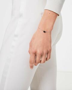 Herz-Armband aus Sterlingsilber