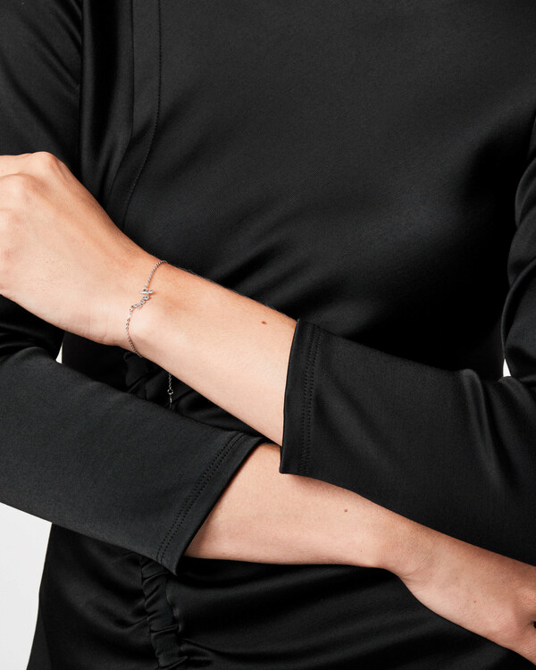 LOVE-Armband aus Sterlingsilber