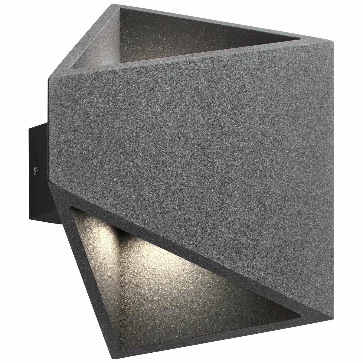 Bild 2 von AEG LED-Außenwandleuchte   Lakil