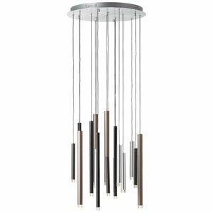 Brilliant LED-Pendelleuchte   Cembalo