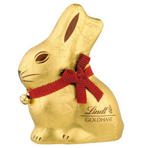 LINDT             Goldhase Edelvollmilch, 200g