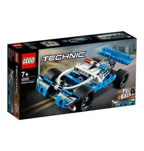LEGO                Technic                  Polizei-Verfolgungsjagd 42091
