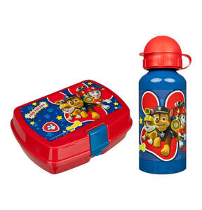 "UNDER COVER                Paw Patrol                 Brotzeit-Set ""Paw Patrol"""
