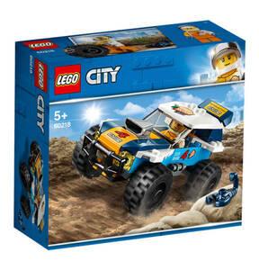 LEGO                City                  Wüsten-Rennwagen 60218
