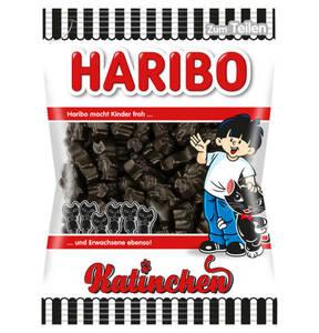 HARIBO             Katinchen Lakritz, 200g                 (10 Stück)