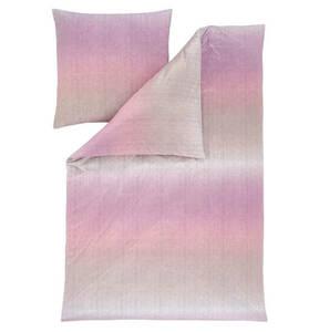 ESTELLA             Bettwäschegarnitur, reine Baumwolle, Reißverschluss