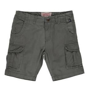 PETROL INDUSTRIES             Cargo-Shorts, weitenverstellbarer Bund, Logo-Patches, für Jungen