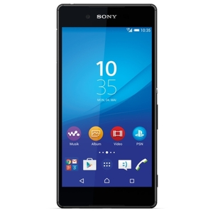 "Sony Xperia Z3+ 32GB Dual-SIM Schwarz EU [13,2cm (5,2"") LCD Display, Android 5.0, 21MP Hauptkamera]"