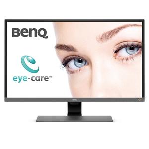 BenQ EW3270U - 80 cm (31,5 Zoll), LED, VA-Panel, 4K UHD, HDR, AMD FreeSync, USB-C