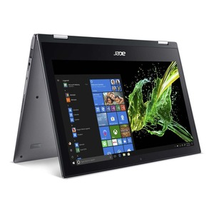 Acer Spin 1 (SP111-34N-P3AB) 2-in-1 Convertible Full-HD Touch IPS Display Intel Pentium Quadcore N5000 4GB RAM 64GB Flash Win10S