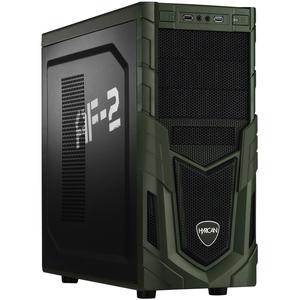 Hyrican Military PCK06167 Gaming-PC [i7-8700 / 16GB RAM / 240GB SSD / 1TB HDD / RX 580 / Intel H310 / Win10]