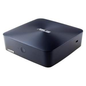 ASUS VivoMini Barebone UN65-M025M INTEL Core i7-6500U 2x 2,5GHz, 2x SO-DIMM Slot,  1x M.2 Slot, Intel HD Grafik, oOS