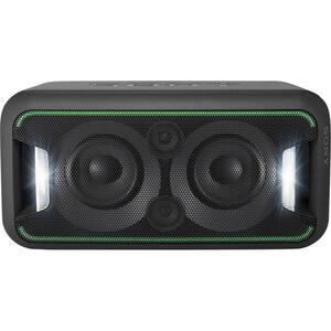 Sony GTK-XB5B (schwarz) - Partylautsprecher (200W, NFC und Bluetooth)