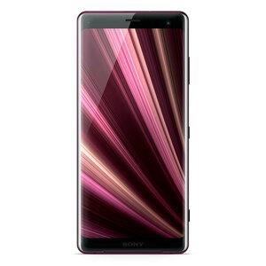 "Sony Xperia XZ3 64GB Dual-SIM Bordeaux Red [15,2cm (6"") OLED Display, Android 9.0, 19MP Hauptkamera]"