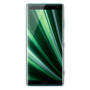 "Sony Xperia XZ3 64GB Dual-SIM Forest Green [15,2cm (6"") OLED Display, Android 9.0, 19MP Hauptkamera]"