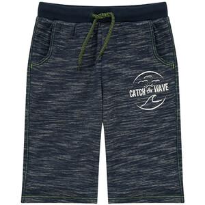 Jungen Shorts mit kleinem Print