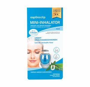 AspuraClip Med Mini-Inhalator, aus Die Höhle der Löwen