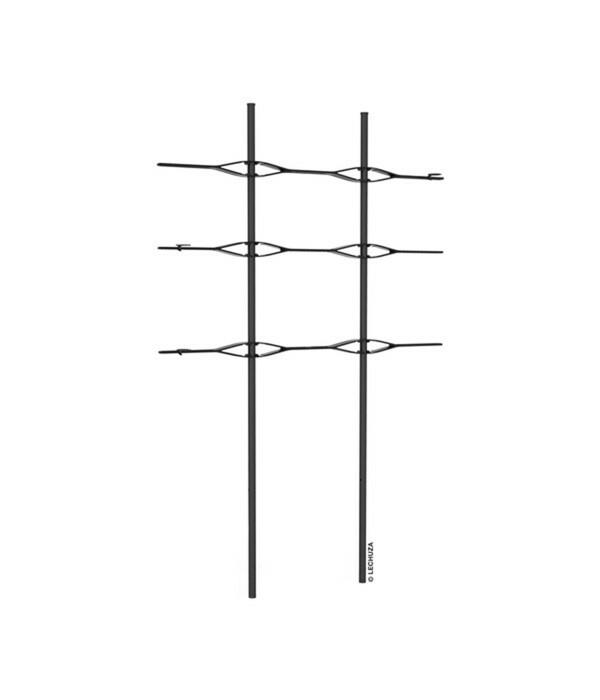 LECHUZA® Trio Cottage Rankgitter, 1,35 Meter
