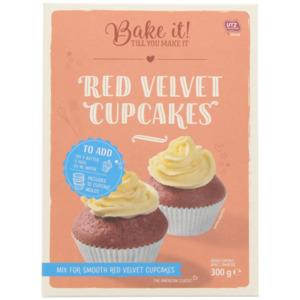 Bake it! Red Velvet Cupcakes