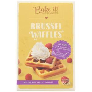 Bake it! Brüsseler Waffeln