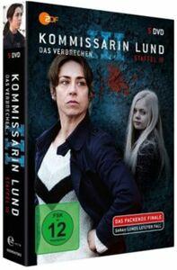 Kommissarin Lund: Das Verbrechen - Staffel 3  (DVDs)