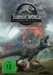 Jurassic World: Das gefallene Königreich  (DVD)