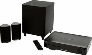 Harman/Kardon BDS 335 2.1 Heimkinosystem (3D Blu-ray Player, 200 W, WLAN, Bluetooth)