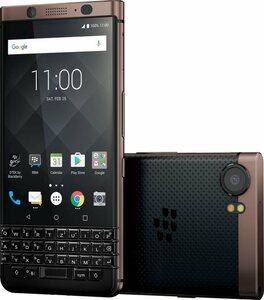 Blackberry KEYone Smartphone (11,4 cm/4,5 Zoll, 64 GB Speicherplatz, 12 MP Kamera)