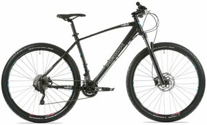 HAWK Bikes Mountainbike »Sixtysix«, 20 Gang Shimano Deore Schaltwerk, Kettenschaltung