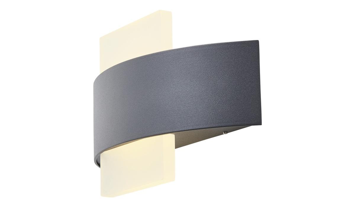 Bild 1 von LED-Außenleuchte, 1-flammig, Dunkelgrau