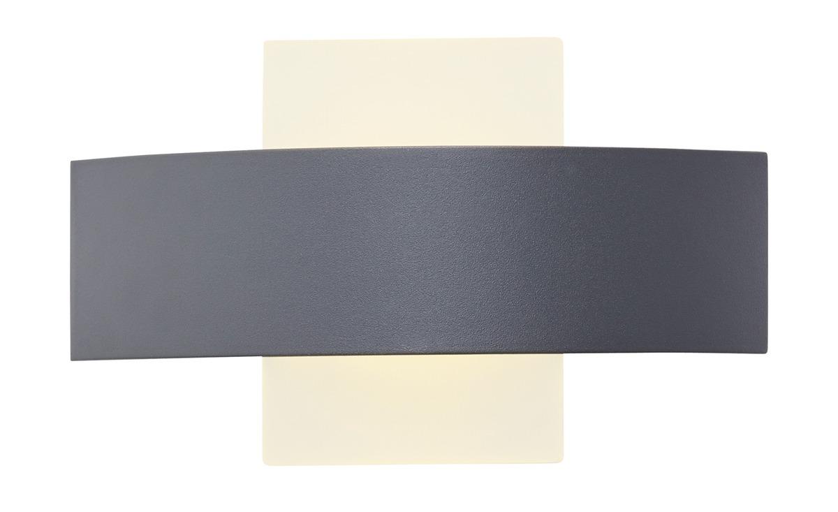 Bild 3 von LED-Außenleuchte, 1-flammig, Dunkelgrau