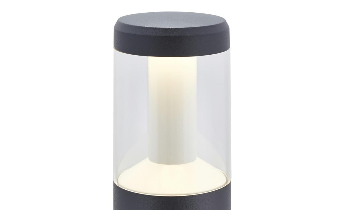 Bild 2 von LED-Außenpollerleuchte, Dunkelgrau