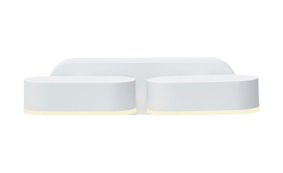 Bild 4 von LED-Außenleuchte, 2-flammig, Weiß