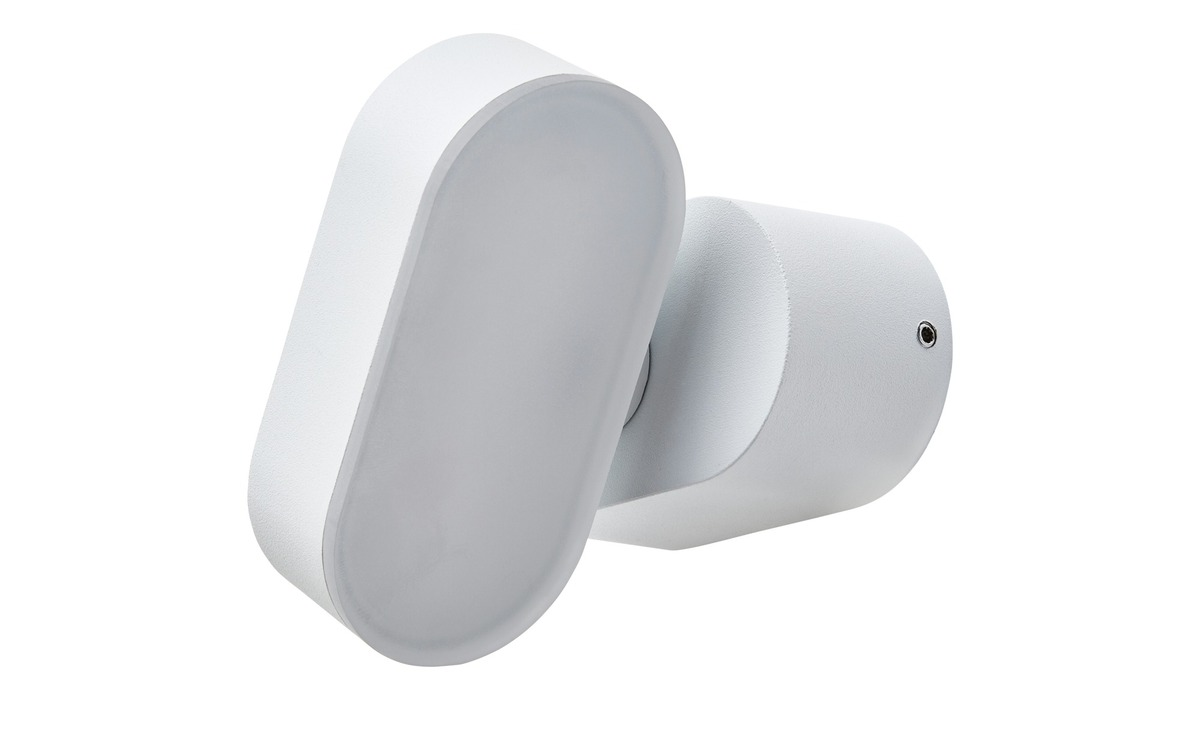 Bild 3 von LED-Außenwandleuchte, 1-flammig, Weiß