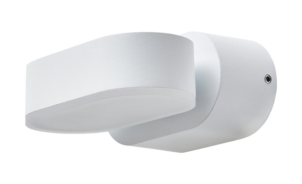 Bild 4 von LED-Außenwandleuchte, 1-flammig, Weiß