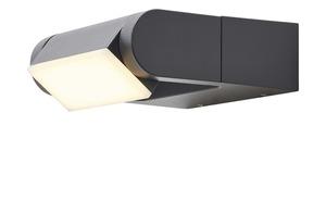 LED-Außenleuchte, 1-flammig, Dunkelgrau