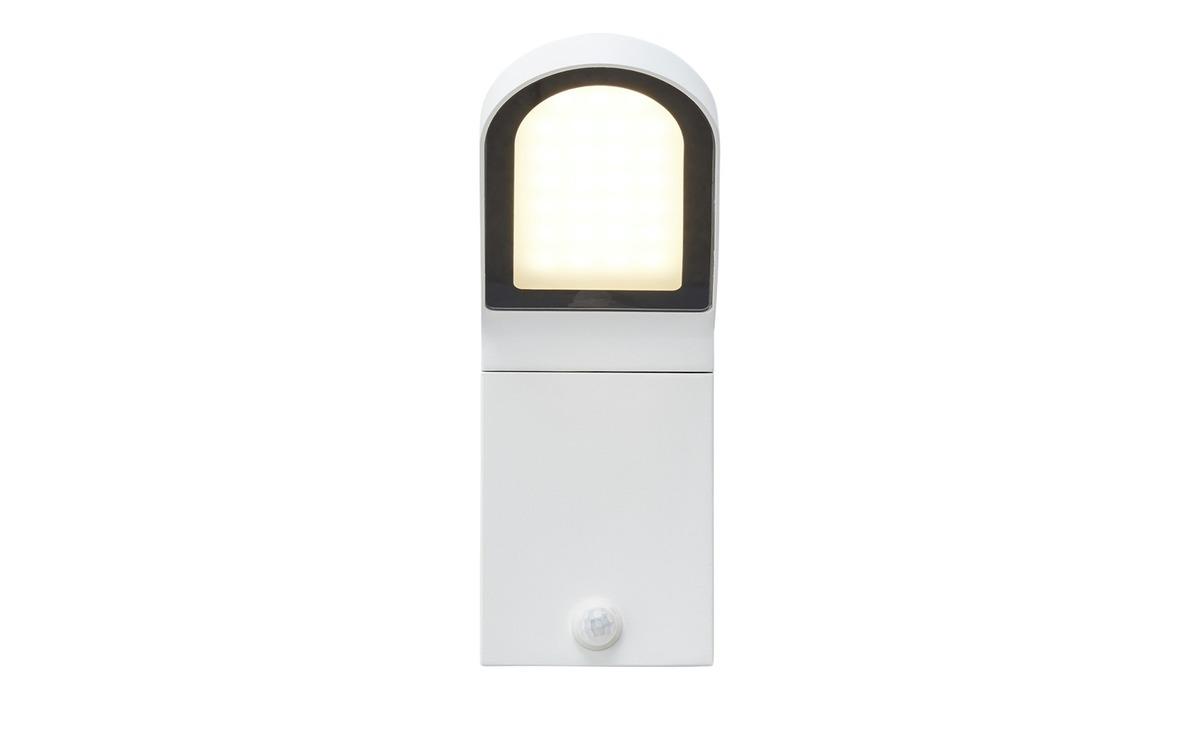 Bild 2 von LED-Außenleuchte, Weiß mit Sensor