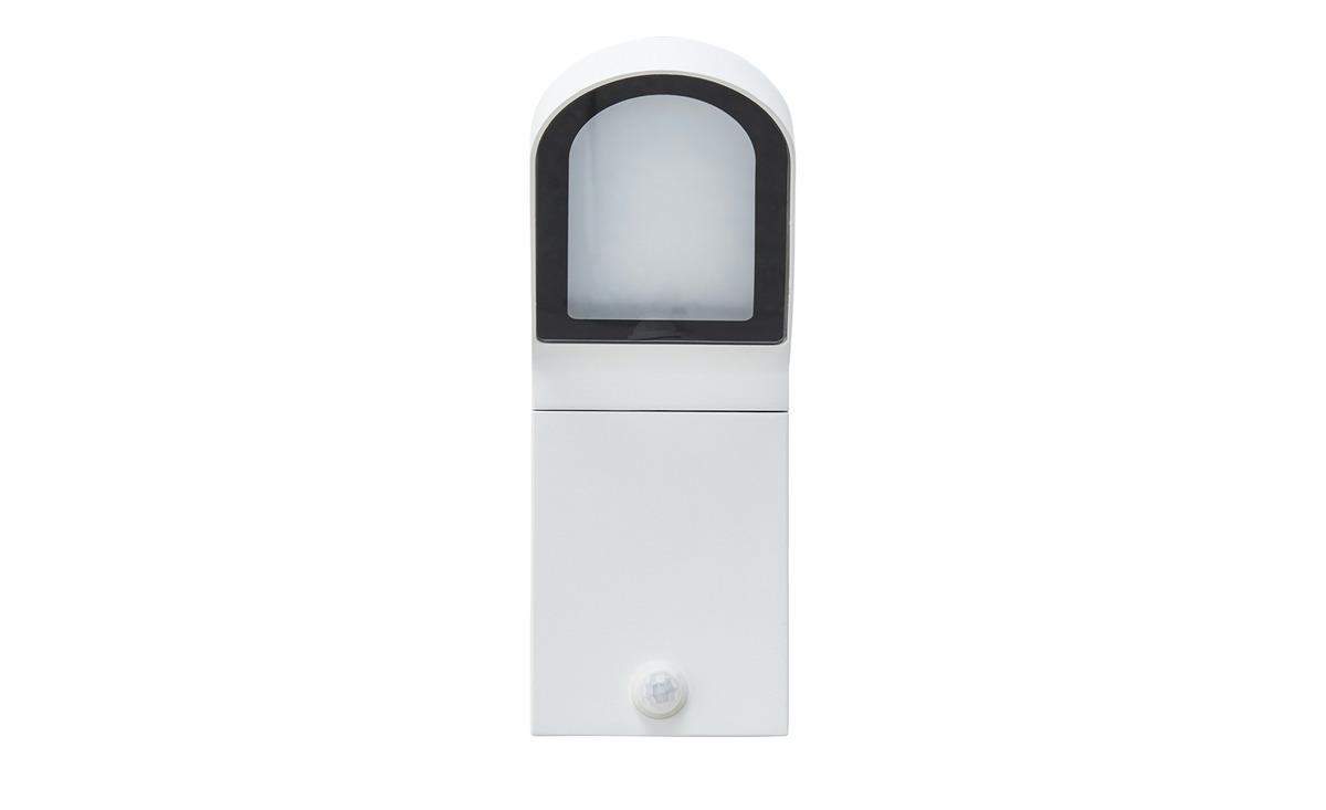 Bild 3 von LED-Außenleuchte, Weiß mit Sensor