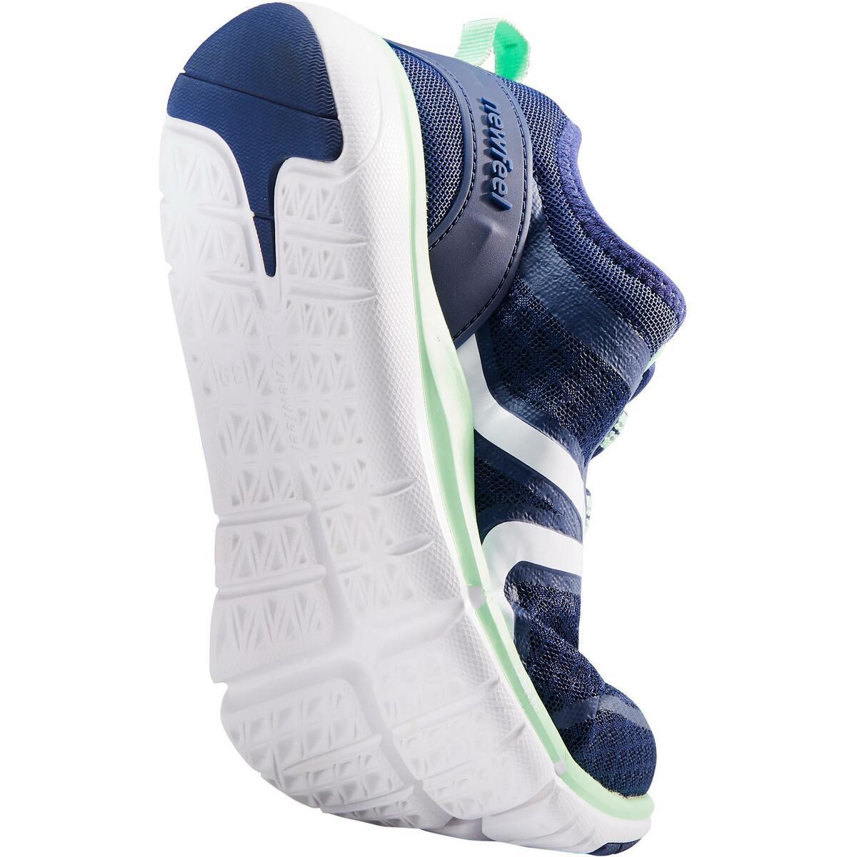Bild 3 von Walkingschuhe Soft 540 Mesh Damen marineblau/grün