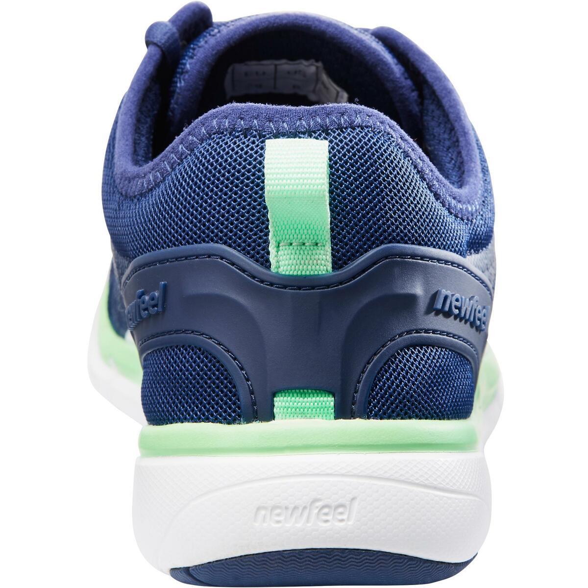 Bild 5 von Walkingschuhe Soft 540 Mesh Damen marineblau/grün