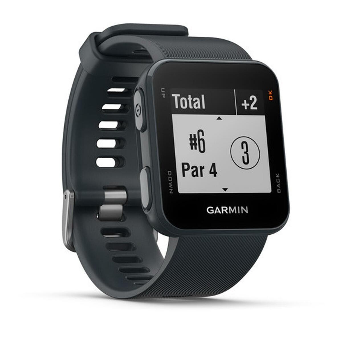 Bild 1 von Golf GPS-Golfuhr Approach S10 blau