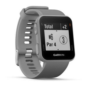 Golf GPS-Golfuhr Approach S10 grau